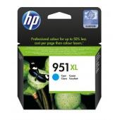 Cartridge HP No.951XL CN046AE cyan, Officejet Pro 8100/8600/251dw/276dw 1500str