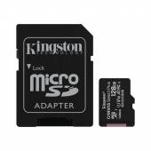 Mem. kartica 128GB sa adapterom Kingston SelectPlus SDCS2/128GB, microSD UHS-I