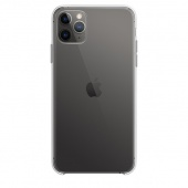 Apple iPhone 11 Pro Max Clear Case, mx0h2zm/a